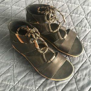 Sorel Torpeda gladiator sandals 8